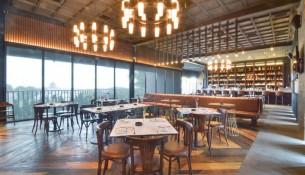 AtoZ Bar, Wine, Brasserie