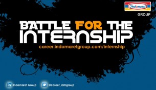 INTERNSHIP PROGRAM INDOMARET GROUP
