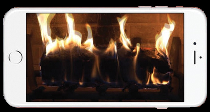 ambient fireplace