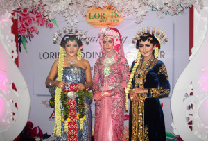 ROYAL WEDDING EXPO LORIN SOLO HOTEL2