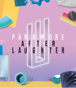 """PARAMORE """"AFTER LAUGHTER"""""""