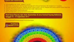 FESTIVAL PAYUNG 2017