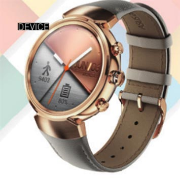 ASUS ZENWATCH 3 ROSE GOLD