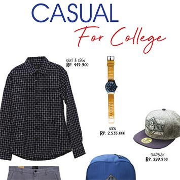 Casual for Collage