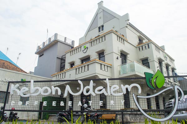 Kebon Ndalem Coffee and Eatery