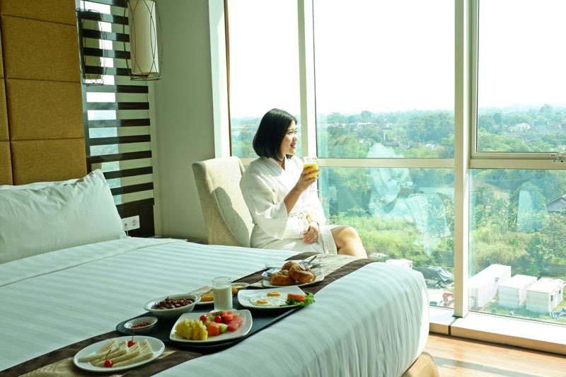 Jalan-jalan di Yogyakarta dengan Tripnation Package di The Atrium Hotel and Resort