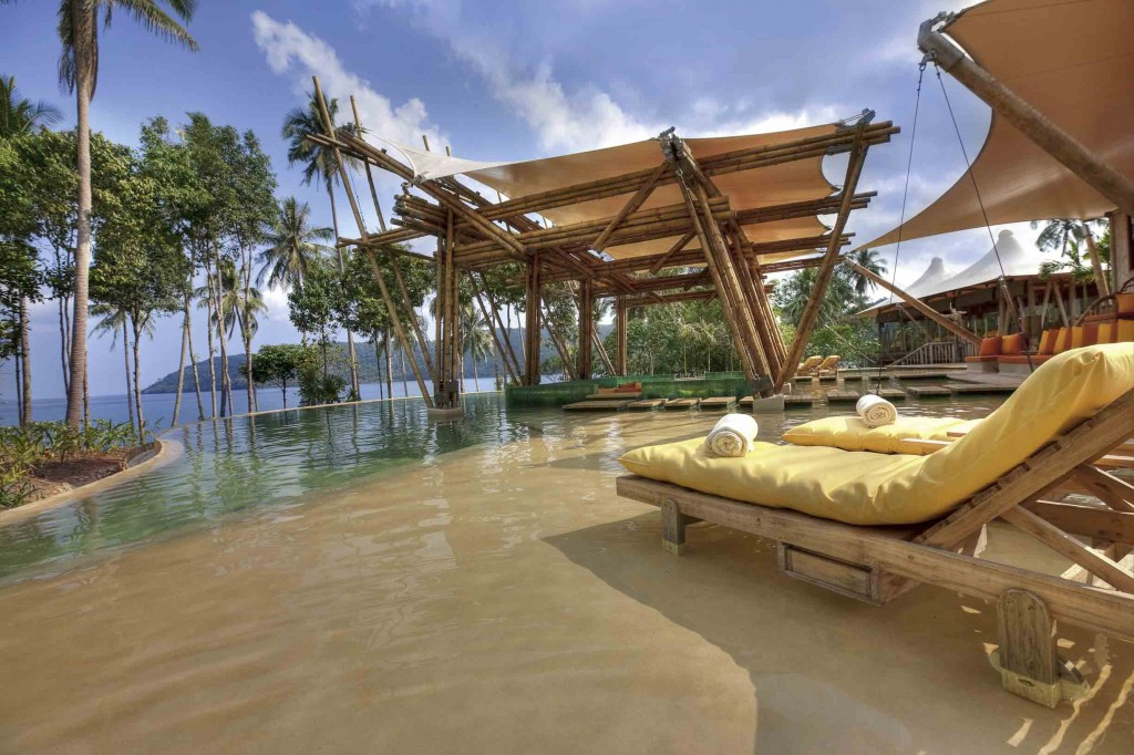 Soneva Kiri Resort Thailand - Main Pool