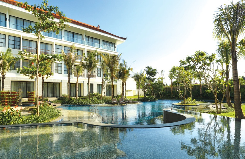 Elegant Staycation Experience At Bali Nusa Dua Hoteltropical Life