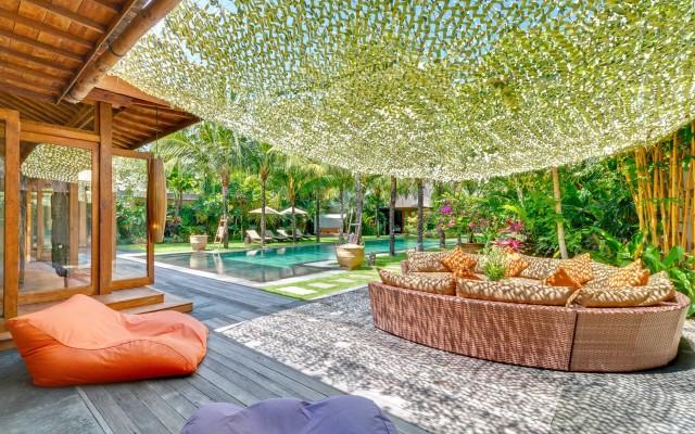 Villa Shambala - Canopy copy