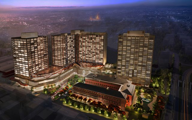 MARRIOTT INTERNATIONAL SIGNS AGREEMENT WITH YOMA LAND TO BRING THE WELLNESS-CENTRIC WESTIN BRAND TO MYANMAR IN 2021