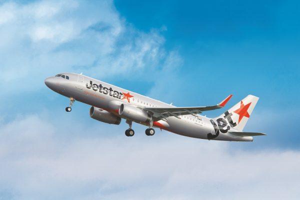 Jetstar-Plane