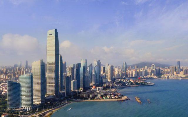Main foto_The St. Regis Qingdao_Exterior_Day copy(1)
